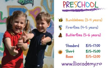Little London International Academy – Preschool