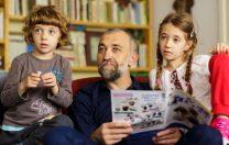 """Iulian Tănase: """"Sentimentele de dragoste sînt cei mai importanți membri ai unei familii."""""""