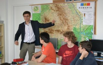 Lecţie interdisciplinară de română-logică-istorie