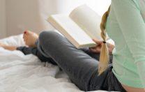 … și femeia lui citește