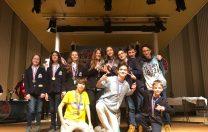 LLI Academy: semifinală și 3 premii câștigate la British English Olympics