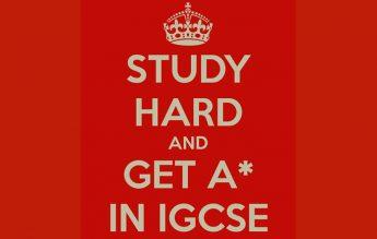 Cambridge IGCSE (International General Certificate of Secondary Education)