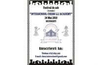 International Interschool Chess  LLI Academy – Joi, 24 Mai 2018