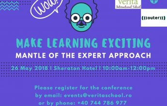 Make Learning Exciting – Mantle of the Expert Approach