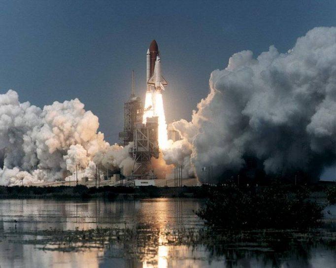 lansare STS 71