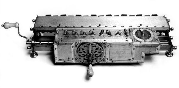 calculator mechanic Leibnitz