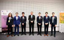 Liceul privat ICHB, medalie de aur la Olimpiada Internațională de Matematică