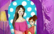 ORACOL: prima carte de poezii  lansată de o fetiță de 10 ani și mama ei