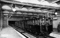 19 iunie 1900: Este inaugurat Metroul din Paris