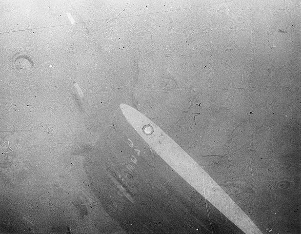 epava USS Tresher