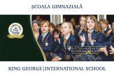 Școala Gimnazială King George