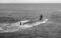 9 iulie 1960: Submarinul nuclear american USS Thresher a fost lansat la apă