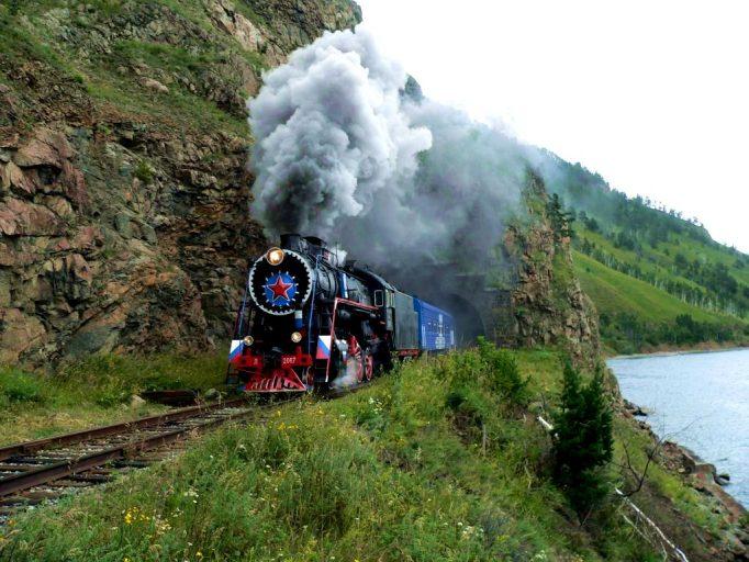 cea mai lunga cale ferata din lume