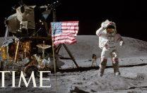 20 iulie 1969: Primul om pășește pe Lună