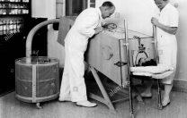 """29 iulie 1927: Este instalat primul """"Plămân de Fier"""""""