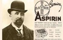 10 august 1897: Felix Hoffmann creează aspirina
