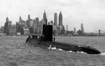 3 august 1958: Primul submarin care ajunge la Polul Nord geografic