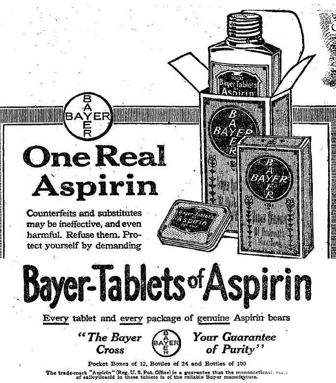 aspirină
