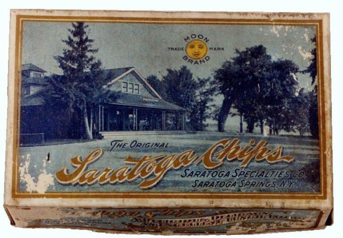 Saratoga Chips ambalaj