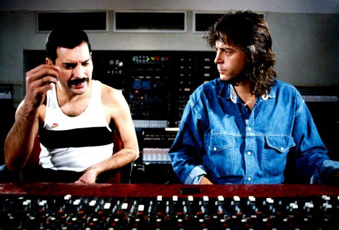 Freddie Mercury Vocea