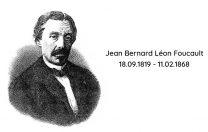 18 septembrie 1819: Se naște Léon Foucault