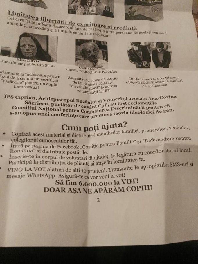 referendum propagandă școli