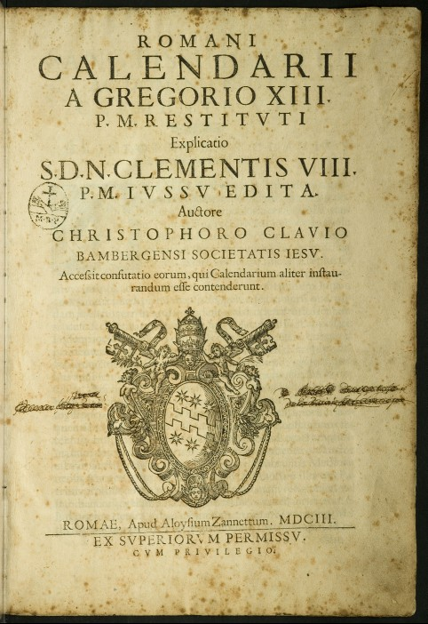 calendarul gregorian