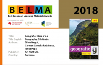 Manual românesc de Geografie, premiat la Frankfurt