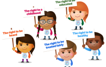 Tu știi care sunt drepturile fundamentale pe care le are orice copil?