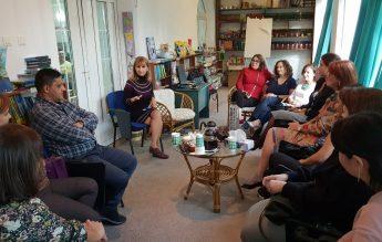 """Tema lunii noiembrie la Cafeneaua părinților: """"Impactul relaţiilor din familie asupra copiilor"""""""