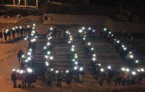 100 din luminițele copiilor. Cea mai frumoasă imagine de Centenar