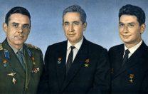 21 noiembrie 2009: Moare Konstantin Petrovich Feoktistov