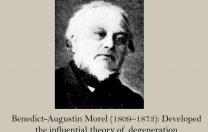 22 noiembrie 1809: Se naște Benedict Augustin Morel