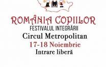 La CIRCUL Metropolitan construim ROMÂNIA COPIILOR