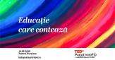14 vorbitori, 4 momente artistice și zeci de momente educaționale – TEDxPiațaUniriiED