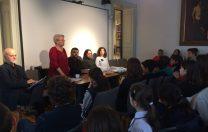 """Dezbatere inițiată de Școala Metropolitană ARC: """"Eminescu, jurnalist. Rolul scriitorului şi jurnalistului în societate."""""""