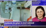 Ecaterina Andronescu: În toate școlile din București avem apă și săpun