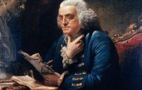17 ianuarie 1706: Se naște Benjamin Frankiln