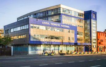 Liceul Teoretic Național – Liceu