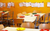 """Preșcolarii au """"chiulit"""" în masă din grădinițe, de teama gripei"""