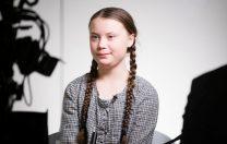 """Ne-a luat foc casa!"" Mesajul unei tinere de 16 ani, la Forumul Economic de la Davos"