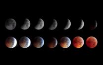 """Super Luna """"sânge de lup"""". La ce oră este vizibilă, în noaptea aceasta, în România"""