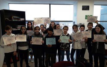 """LLI Academy a participat la Concursul Județean """"Toleranță și Iubire pentru Oameni"""""""
