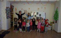 Grădinița EuroEd – Activități în semestrul I