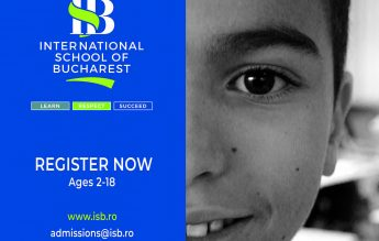 Register now at International School of Bucharest for the academic year 2019/2020