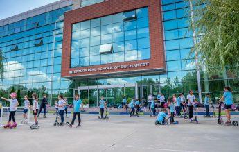 International School of Bucharest – Gimnaziu și Liceu