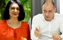 Silvia Mușătoiu:  Primarul Băluță a venit cu mama sa la ședința pentru Colegiul Șincai. Ministrul nu a mai ajuns