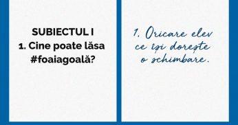 manifestul #foaiagoală