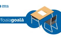 De ce dau elevii #foaiagoală la simularea examenelor. Cel mai mare protest al școlarilor din România