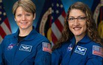 """Pentru prima dată în istorie, o echipă formată exclusiv din femei va """"păși"""" în Spațiu"""